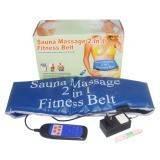 Пояс для похудения Sauna Massage 2in1 Fitness Belt
