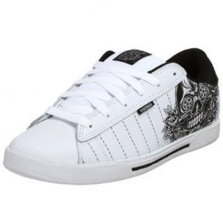 Кросівки Osiris Serve wht/blk/pinstripe 45 розмір (29 см)