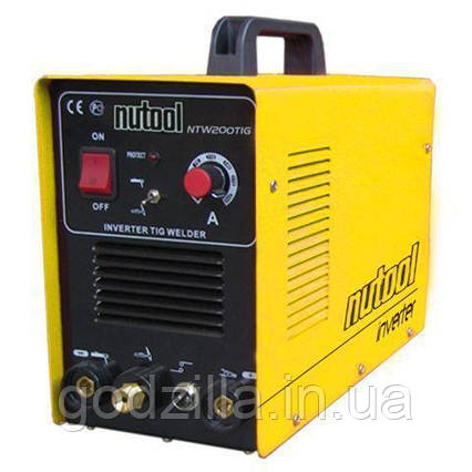 Сварочный аппарат NUTOOL NTW200TIG