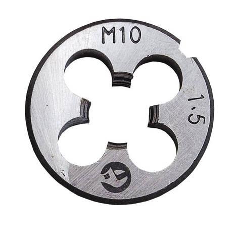 Плашка M 10x1,25 мм INTERTOOL SD-8230, фото 2