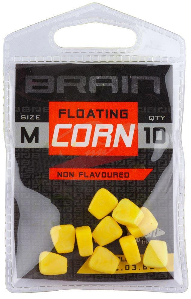 Кукуруза Brain Fake Flaoting Corn Non Flavoured Размер-M col:жёлтый