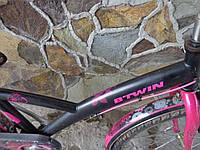 Велосипед BTWIN POPLY 500 24 (детский подростковый Shimano ровер передачи  шимано шімано импорт бу b978a2e982969