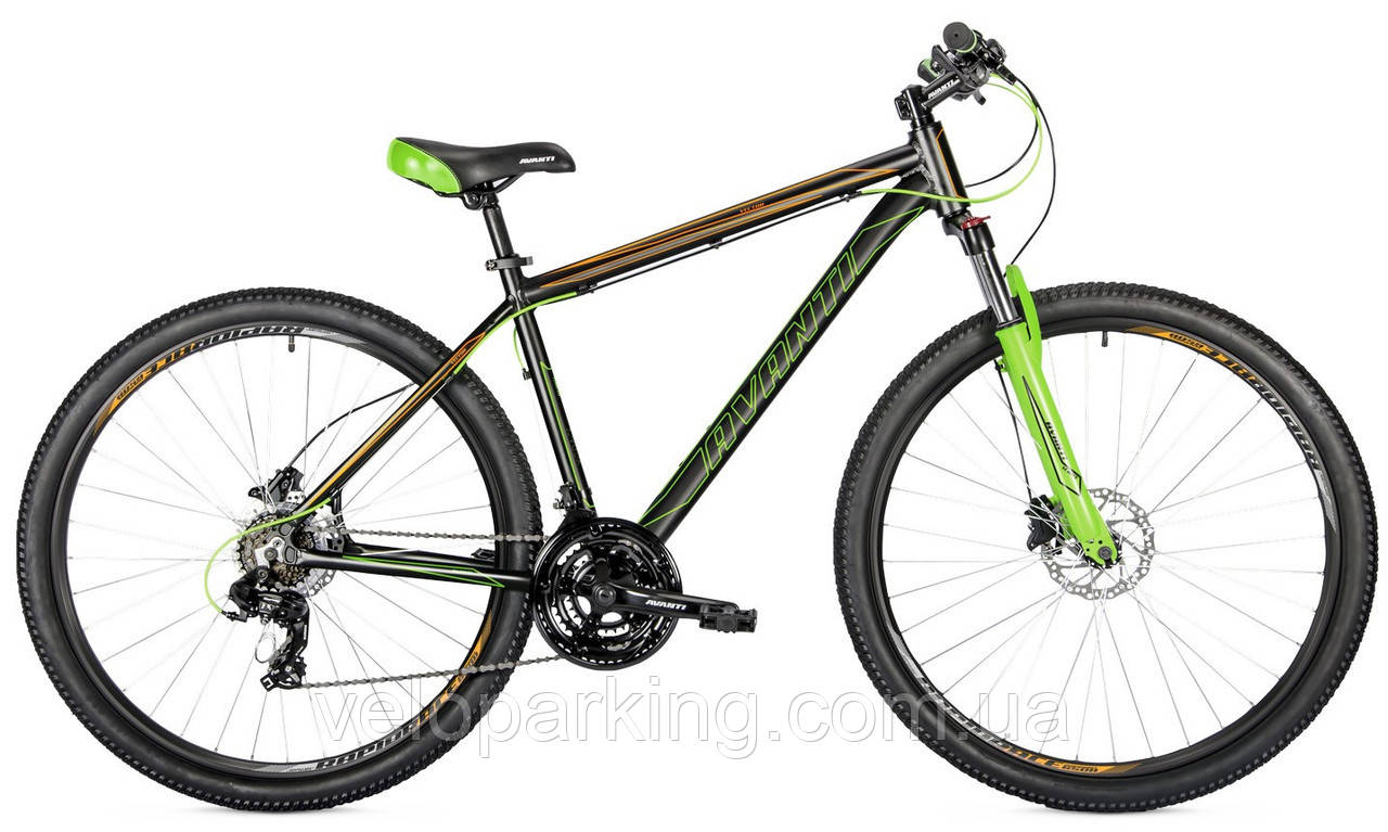 Горный велосипед  Avanti  Vector 27.5 (2019) гидравлика new