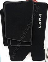 Ворсовые коврики ВАЗ 1117 2007- CIAC GRAN