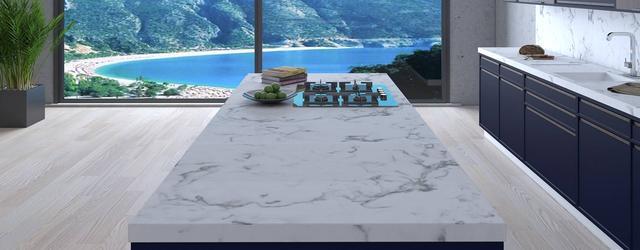 Кухонная столешница из искусственного камня Belenco Teos