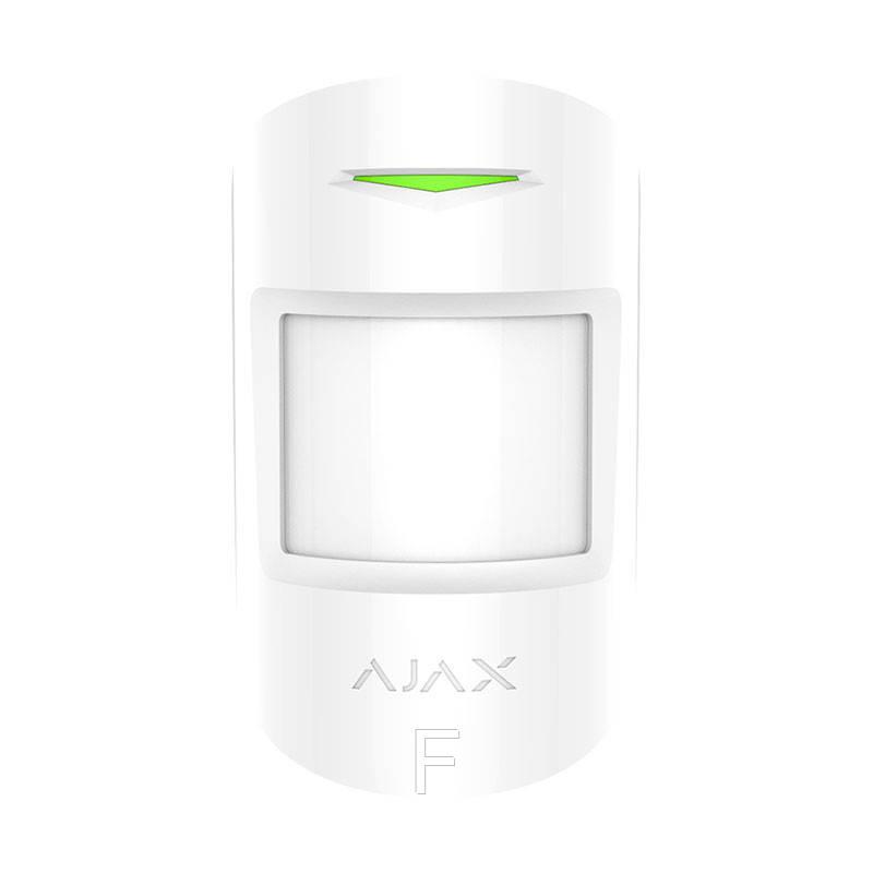 Ajax MotionProtect Original Беспроводной датчик движения (White)
