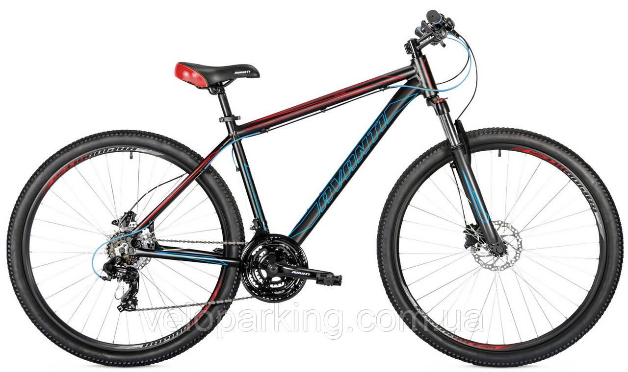 Горный алюминиевый велосипед найнер Avanti  Vector 29 (2020) гидравлика new