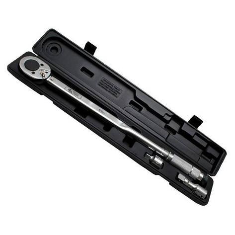 Динамометрический ключ INTERTOOL XT-9010, фото 2