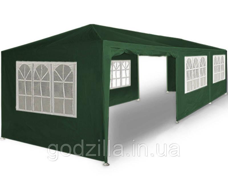 Павильон сад палатка GAZEVO TENT 3х9