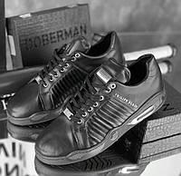 Кроссовки мужские Philipp Plein D2016 черные