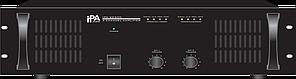 Двухканальный усилитель мощности IPA AUDIO IPA-2C500