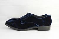 Женские велюровые туфли Andre 41р., фото 1