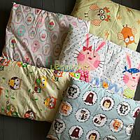 Подушка для новорожденного, цвет на выбор