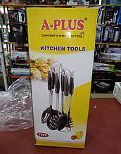 Набор кухонных предметов на стойке A-PLUS KT-1450 7 предметов