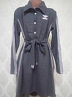 Подростковое платье -туника для девочки, фото 1