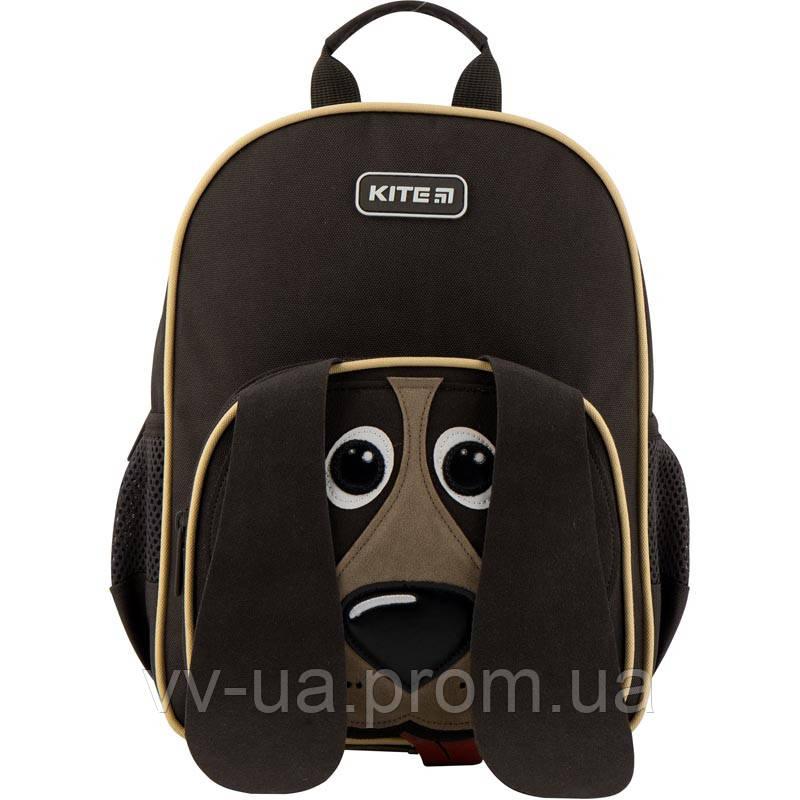 Рюкзак детский Kite Kids, для мальчиков, коричневый (K19-549XS-1)