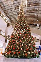 Новогоднее оформление ресторана, магазина, торгового центра, украшение дома, офиса, коттеджа