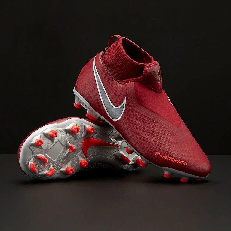 11d3a7ed Детские Бутсы Nike Phantom Vsn Academy DF FG/MG AO3287-606 (Оригинал ...