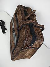 Большая дорожная женская сумка 53*35*20 см, фото 3