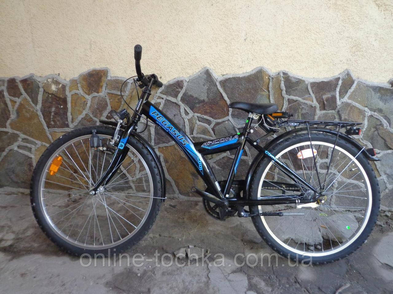 Велосипед PEGASUS ARCONA COOL 24 (детский подростковый Shimano ровер  передачи шимано шімано импорт бу імпорт горнік гірський) 01a5f9f06de6e