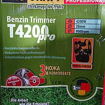Мотокоса Procraft T-4200, фото 3