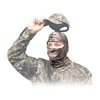 Маска для охотников PRIMOS Mossy Oak Break Up
