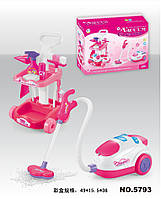 Набор для уборки Cleaner 5793 с пылесосом