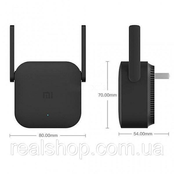 Усилитель сигнала Wi-Fi Xiaomi Mi Wi-Fi Amplifier PRO 300 AP/Repeater/Router DVB4176CN