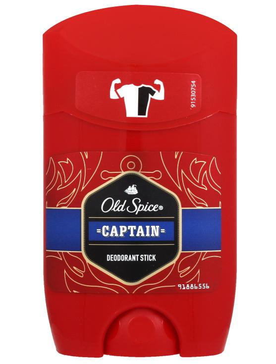 Дезодорант Old Spice stick Captain 50 мл