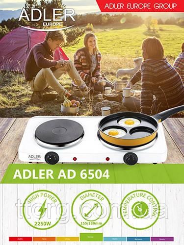 Плита электрическая Adler AD 6504