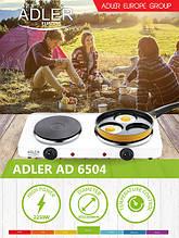 Плита электрическая Adler AD 6504 (Польша)