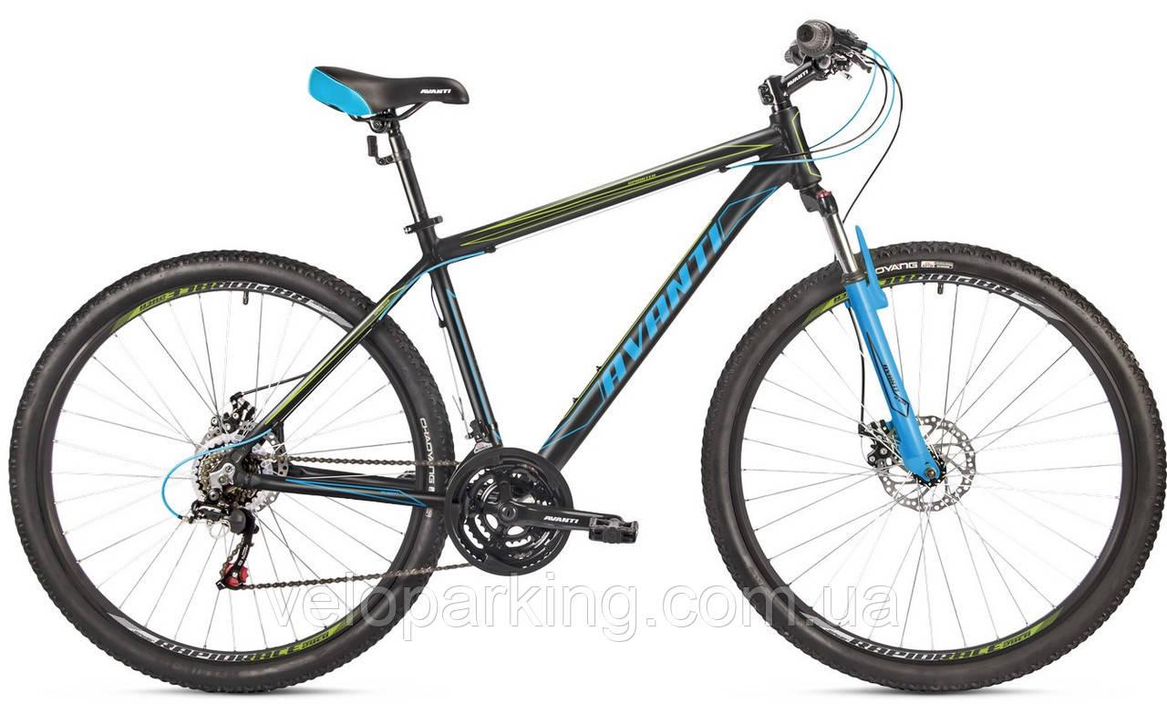 Горный алюминиевый велосипед найнер Avanti  Sprinter 29 (2019) new