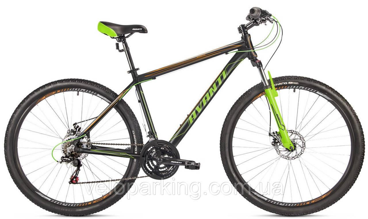 Горный алюминиевый велосипед Avanti  Sprinter 27.5 (2019) new