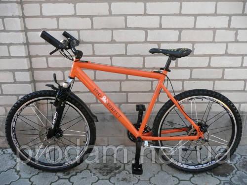 Велосипед алюмінієвий  Ing Direct