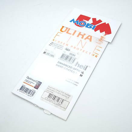 Защитная пленка Spigen Steinheil Ultra Fine for LG Optimus G (SGP09561) EAN/UPC: 880935361236, фото 2
