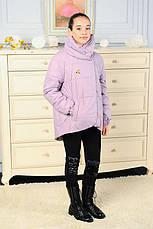 Детская демисезонная куртка для девочки Вероника, размеры 134-164, фото 3