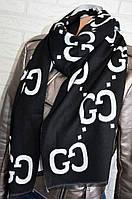 Теплый шарф в стиле Gucci (Гуччи)