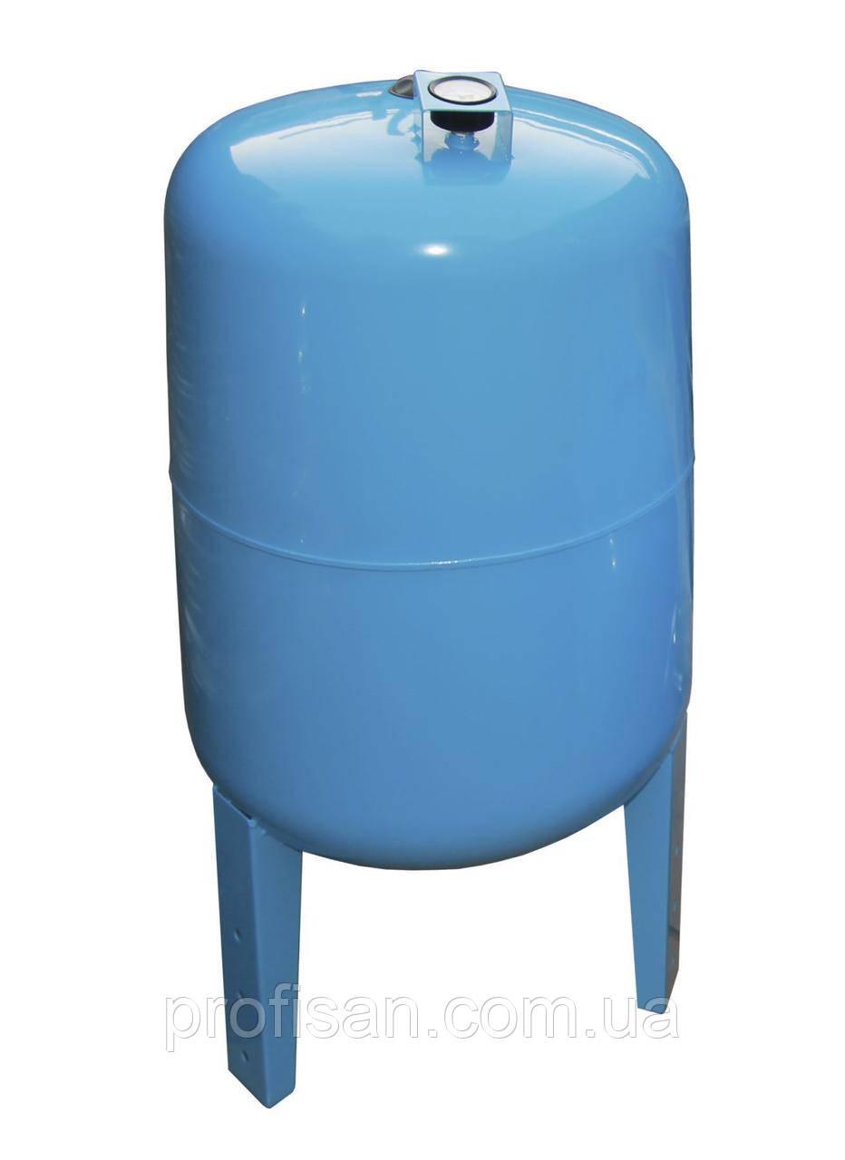 Гидроаккумулятор   200л VOLKS pumpe 10bar верт (с манометром)