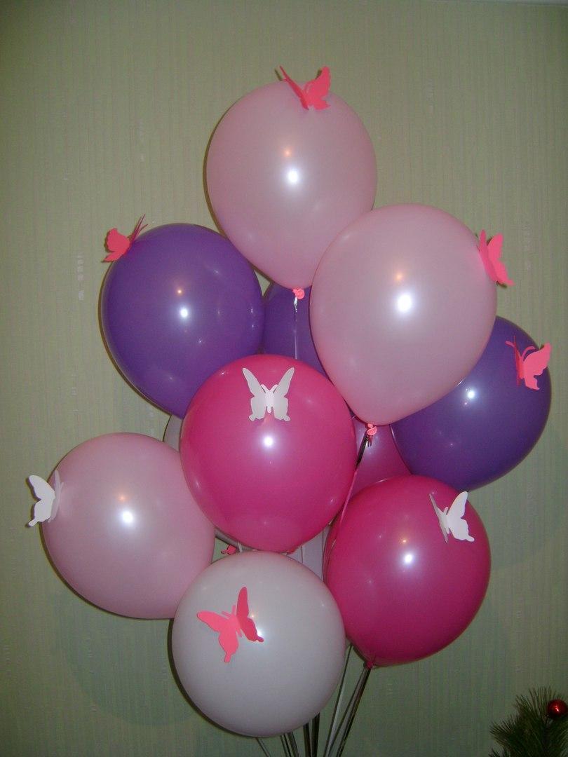 Купить гелиевые шары