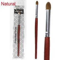 Кисть для макияжа (натуральный ворс) maXmaR MB-107 #B/E