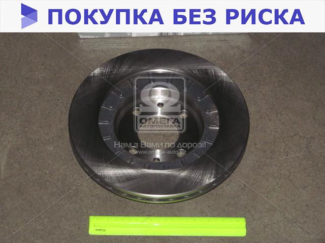 Диск переднего тормоза R14 ВАЗ 2110, 2111, 2112, Приора 2170, 2171, 2172, Калина 1117, 1118, 1119 (RIDER)