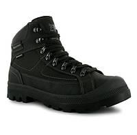Ботинки зимние водонепроницаемые кожаные мужские Karrimor (Англия)