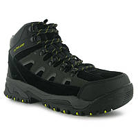 Ботинки со спецзащитой кожаные мужские Dunlop (Англия)