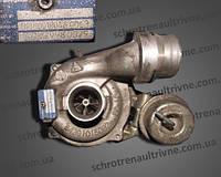 Турбина для Рено СценикRenault Scenic1.5 DCI 2004-2009г. в.