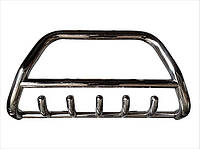 Защита переднего бампера (кенгурятник) Volkswagen Caddy 2010+, фото 1