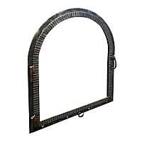 Дверь камина НСК Пирамида 800*900