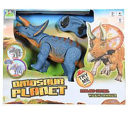 Игрушка Динозавр RS6137A на Р/У Звук Свет