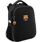 Рюкзак школьный каркасный ортопедический Kite Education Fc Barcelona Черный (BC19-531M), фото 2