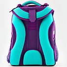 Рюкзак школьный каркасный Kite Education Wood fairy 20 л Фиолетовый K19-531M-2, фото 4