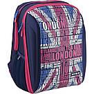 Рюкзак школьный каркасный Kite Education London  K19-732S-1, фото 2
